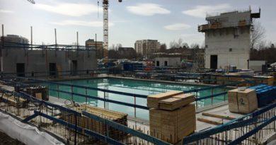 Schwaketenbad eröffnet erst Frühjahr 2020