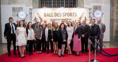 Bildergalerie zum Ball des Sports 2019