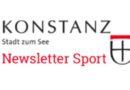 Wichtige Informationen der Stadt bzgl. Sport
