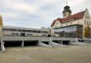 Hallennotstand in Konstanz