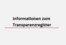 Transparenzregister: Mehr Fragen als Antworten?